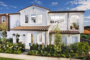 azusa townhomes, new azusa townhomes, azusa real estate, rosedale new homes