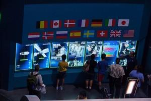 ISS Media Wall