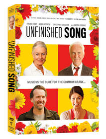 UNFINISHED SONG on DVD on Tuesday, September 24!