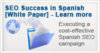 SEO Success in Spanish