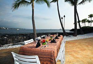Restaurants in Kona Hawaii