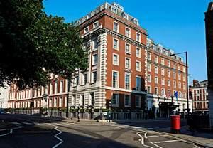 Mayfair hotel in London