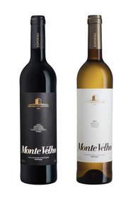 2012 Monte Velho Red and White