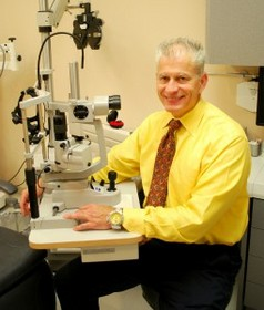 Redding Eye Surgeon Dr. Michael Sumsion