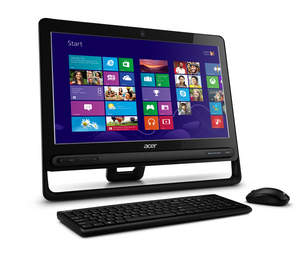 Acer's New Aspire ZC-605 Series: Comfortable Ergonomics in a Compact All-in-One