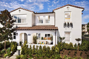 palmetto, azusa real estate, rosedale, new townhomes, azusa townhomes