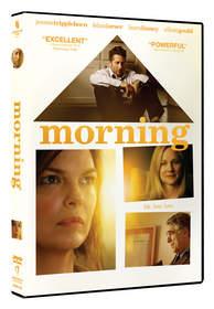 """JEANNE TRIPPLEHORN STARS IN """"MORNING"""" ON DVD!"""