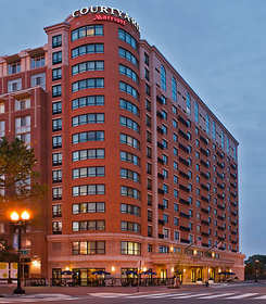 Hotels Near Capitol Riverfront DC