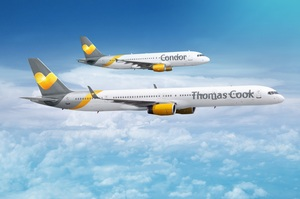 Condor, Condor Airlines, Thomas Cook Airlines, Thomas Cook Group, Airlines,