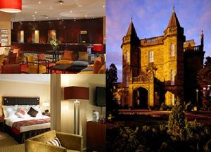 Edinburgh luxury hotels