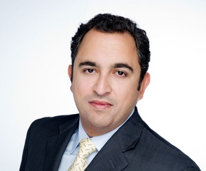 Abbed Anabtawi, Executive Vice President, Middle East & North Africa, DHR International