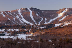 Ragged Mountain Resort in Danbury New Hampshire USA
