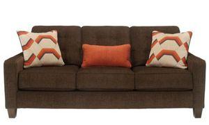 Verbena - Chocolate Sofa