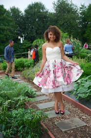 Rachel Crow, The X Factor standout, Nickelodeon star and Columbia Records recording artist, will serve as spokesperson for the 14th annual National Adoption Day, held this year on Nov. 23, 2013. Photo credit: Tim Lundin