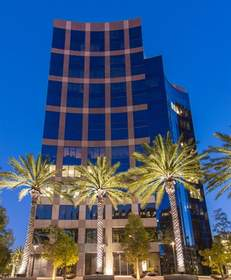 The asset will be one of the only Orange County offices to offer unique executive services and a resort-like experience.