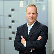 Mike Casey, newly appointed Chief Operating Officer for T5 Data Centers
