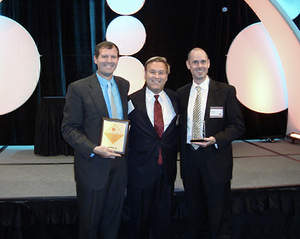 AtNetPlus Celebrates 2013 Cascade Capital Business Growth Award