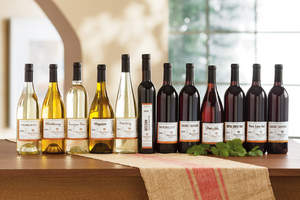 Harry & David's 2013 Wine Collection