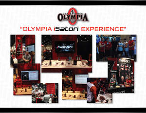 iSatori at the Olympia