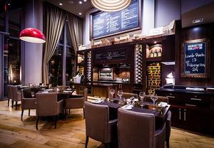 Canary Wharf restaurant