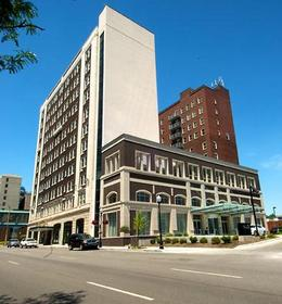 Davenport boutique hotel accommodations