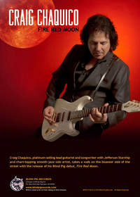 Beamz Interactive, Inc. Announces Former Jefferson Starship Guitarist Craig Chaquico Appeared on NPR