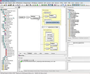 Altova introduces version 2014 of its developer tools and server editing xml schema 11 in altova xmlspy 2014 ccuart Gallery