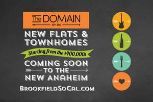 the domain, anaheim new homes, new anaheim homes, anaheim real estate