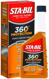 sta-bil, 360, corrosion, protection, fuel stabilizer, gasoline, additive, effective