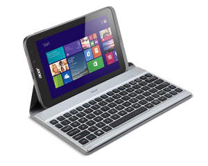 Acer Iconia W4 Tablet Features a Vibrant Sharp 8-Inch Display and Windows 8.1 for Both Work and Play on the Go