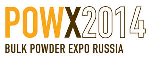POWX2014 BULK POWDER EXPO RUSSIA