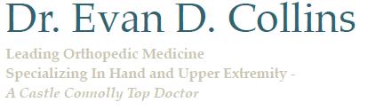 Dr. Evan D. Collins - Houston Methodist Orthopedics & Sports Medicine