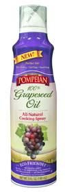 Pompeian Grapeseed Oil Spray
