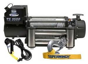 Lantronix-Superwinch - Mobile-powered Winch