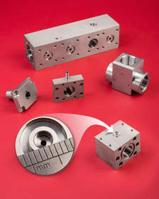 Specialized Custom Pressure and Flow Valve Components