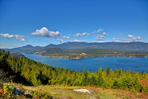Twelve lots at the Ridge at Sandpoint will sell at auction on November 16, with six selling absolute with no minimums and no reserves.