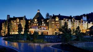 Lake Tahoe Luxury Resort