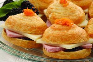 Sweet Slice Ham Sliders