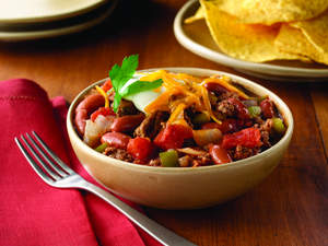 Easiest Ever Chili