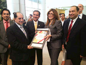 Sister Airport agreement between Chicago O'Hare Airport and Quito Mariscal Sucre Airport