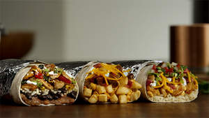 Del Taco's new Epic Burritos(tm), burritos of epic size and flavor, launch nationwide on Nov. 7.