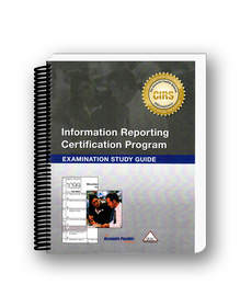 1099 Certification program study guide