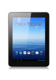 Nextbook Premium 8HD Android Tablet with Flixster