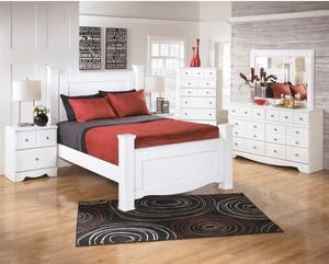 Weeki Poster Bedroom Set - Kids Furniture