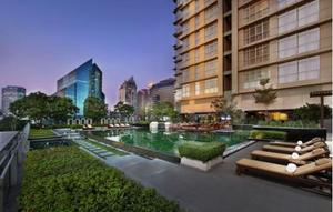 Bangkok Sathorn 5 star hotel