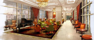 Luxury Hotel in Bangalore