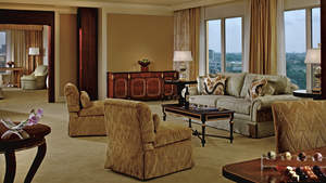 Dallas luxury hotel