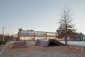 KEM STUDIO designed playground