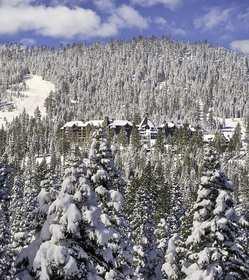Lake Tahoe luxury resort