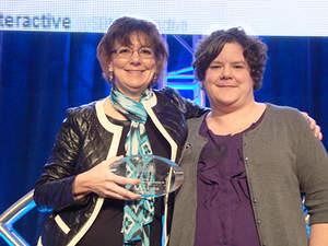 AtNetPlus Ellen Kurr and Angela Bergmann SoMe Impact Award